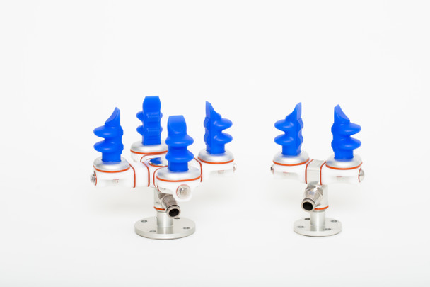 Soft Robotics Mini Finger mGrip Module - Aluminum - 6 Pack