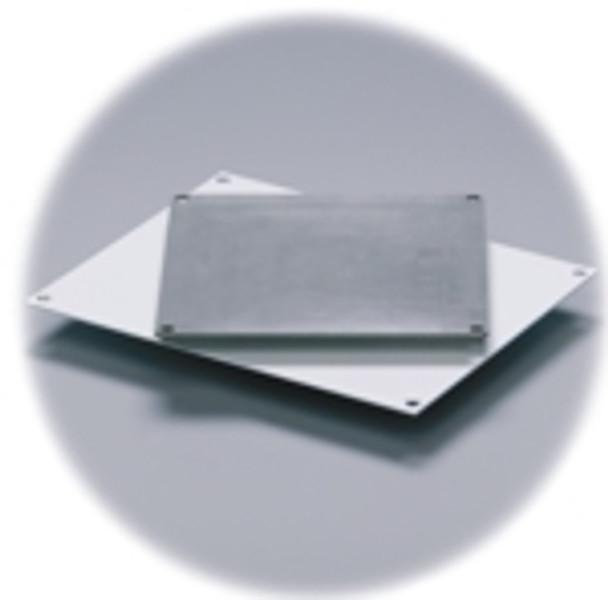 Fibox ABP108 Steel Panel for 10 x 8 enclosure