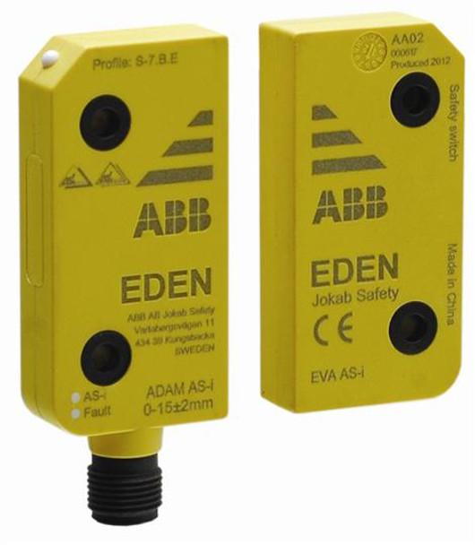 ABB adam ossd-reset m12-5 contact eden sensors 2TLA020051R5600
