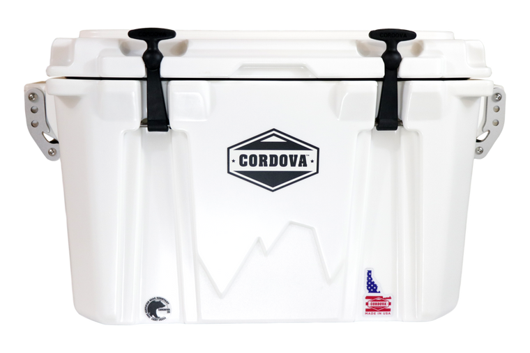 Companion (28Q) White Cooler