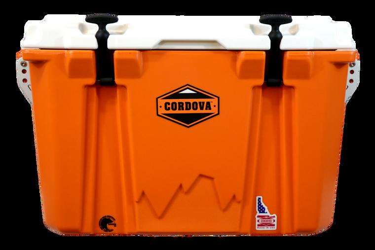 Orange Adventurer-Front