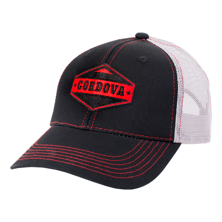 Cordova Hat, Black