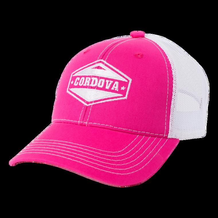 Cordova Hat, Pink