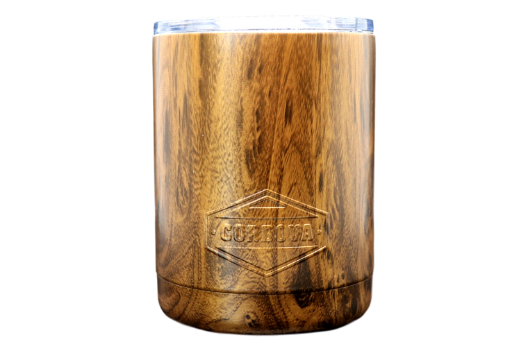 10oz Woodgrain - Front