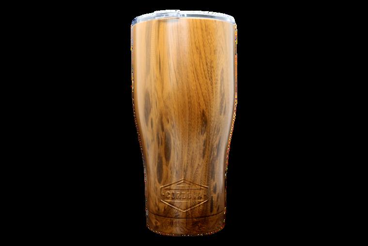 30oz Woodgrain Tumbler - Front