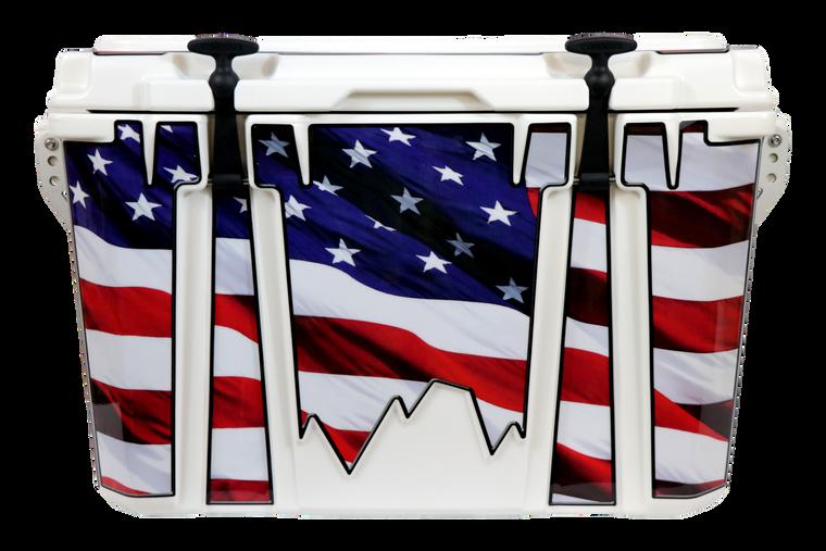 USA Stars & Stripes Adventurer- Front