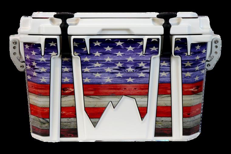 USA Flag Color Companion - Front