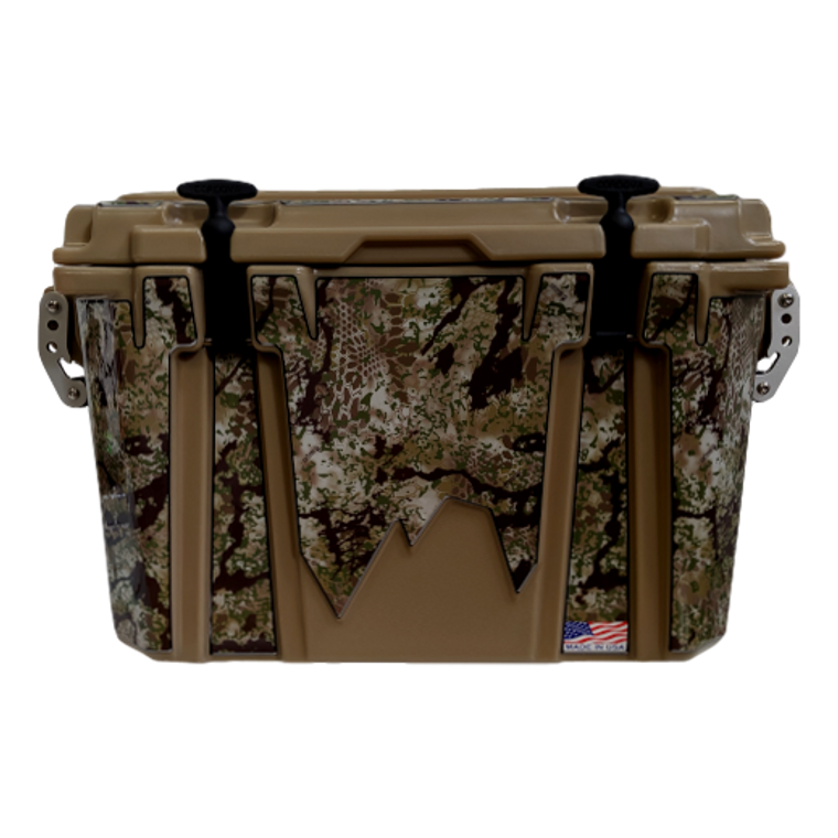 Adventurer (48Q) Kryptek Obskura Cooler