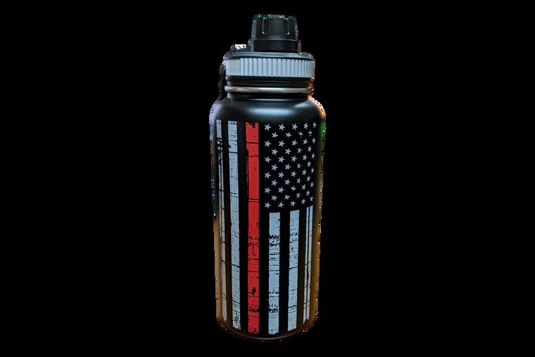 32oz Redline Water Bottle