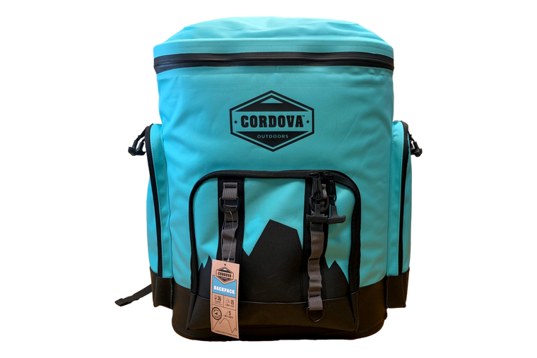 Voyager Soft Cooler Beach Blue