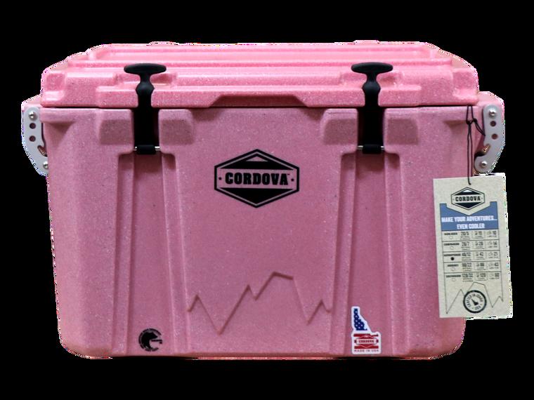Adventurer 48 qt Pinkstone Cooler