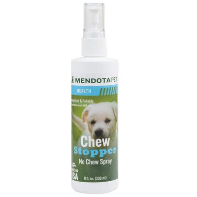 Mendota Pet Health Chew Stopper Spray for Dogs