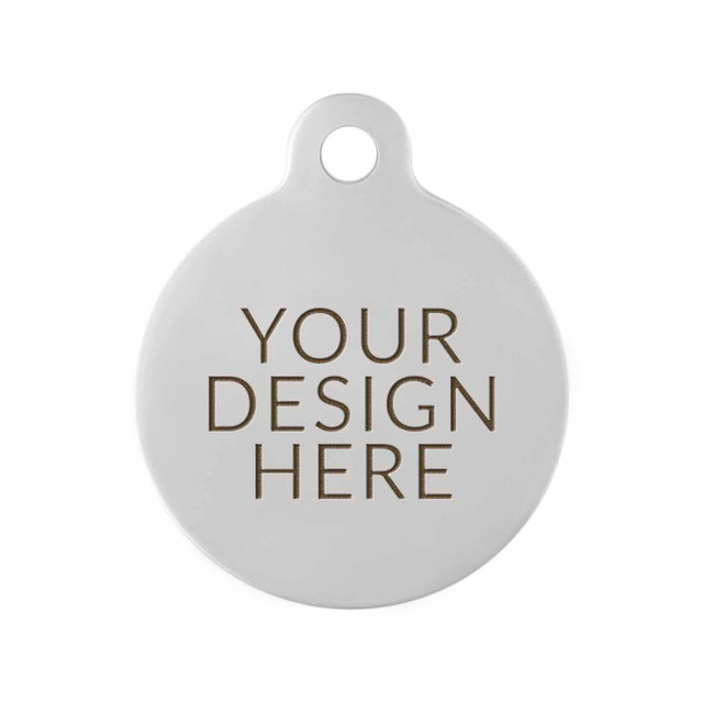 Custom DIY Dog Tag