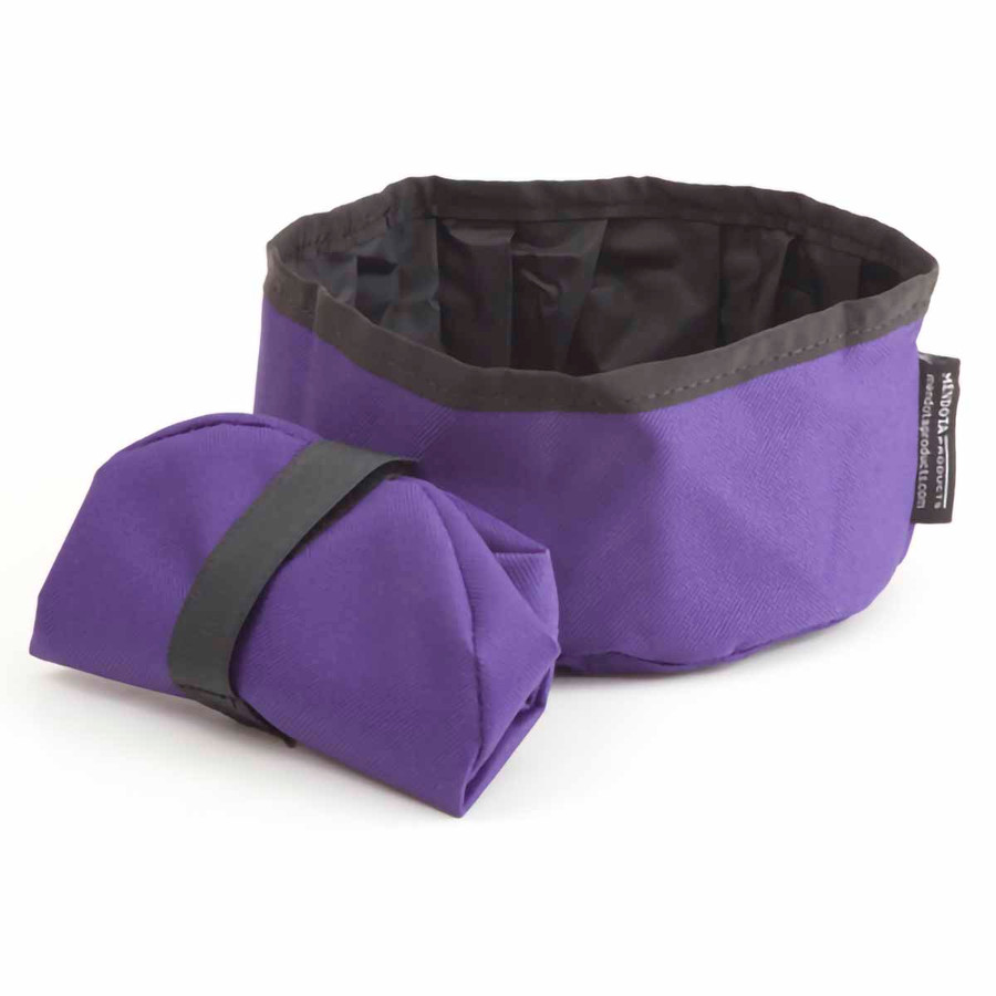 Collapsible Dish Purple