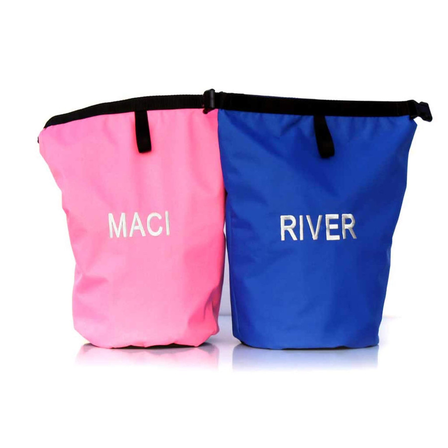 Personalized Dog Food Travel Bag