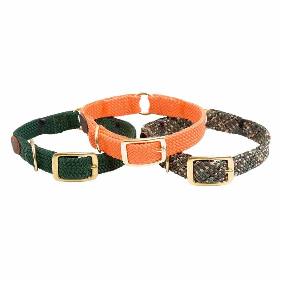 dark color toned dog collars