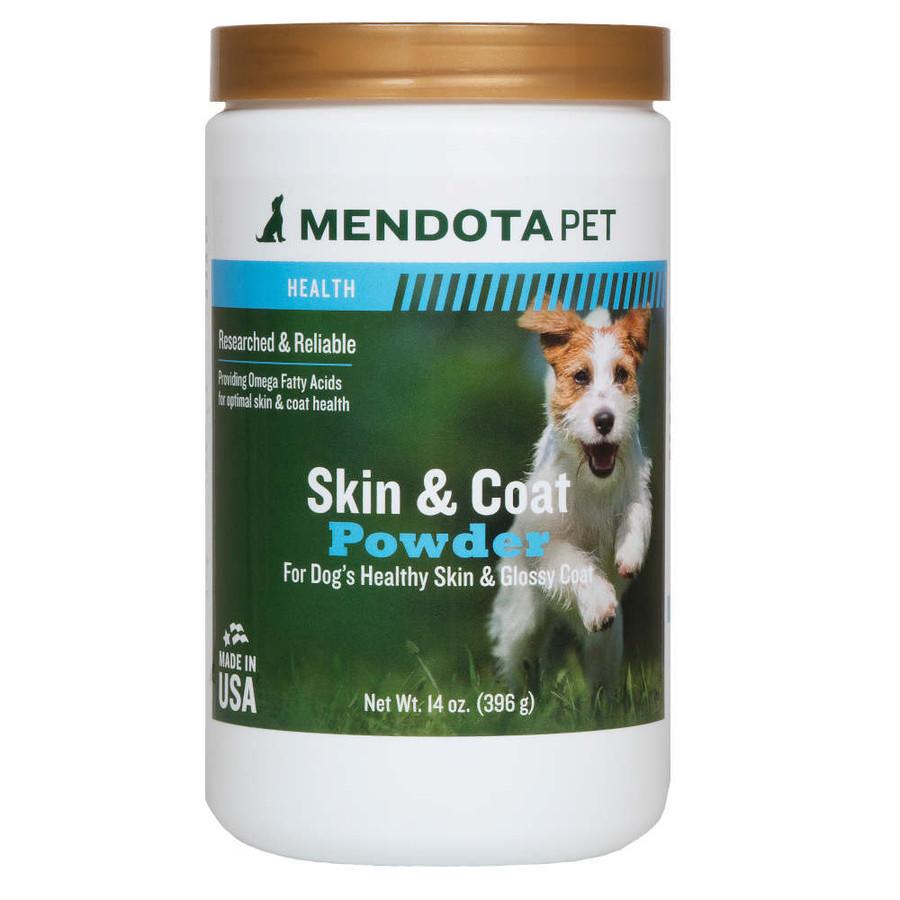 Mendota Health Pet Skin & Coat Powder