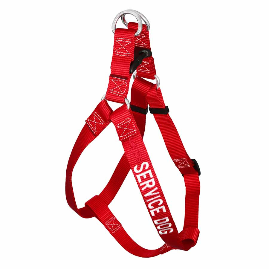 Embroidered Service Dog Harness