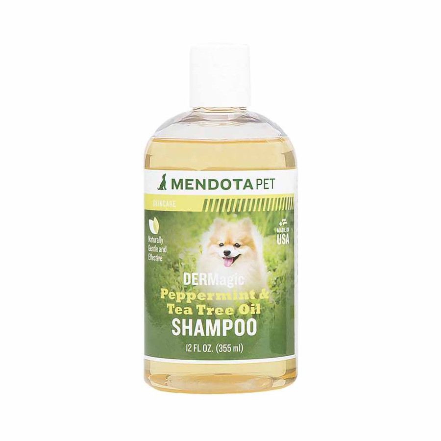 DERMagic Peppermint Tea Tree Oil Shampoo