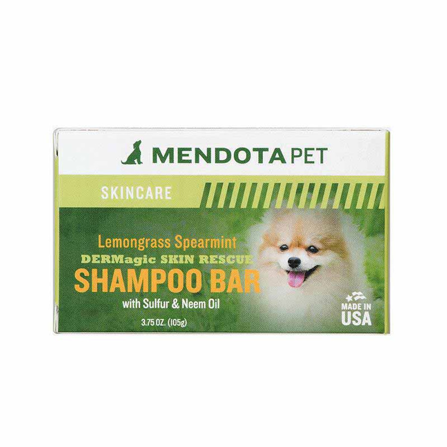 DERMagic Skin Rescue Shampoo Bar