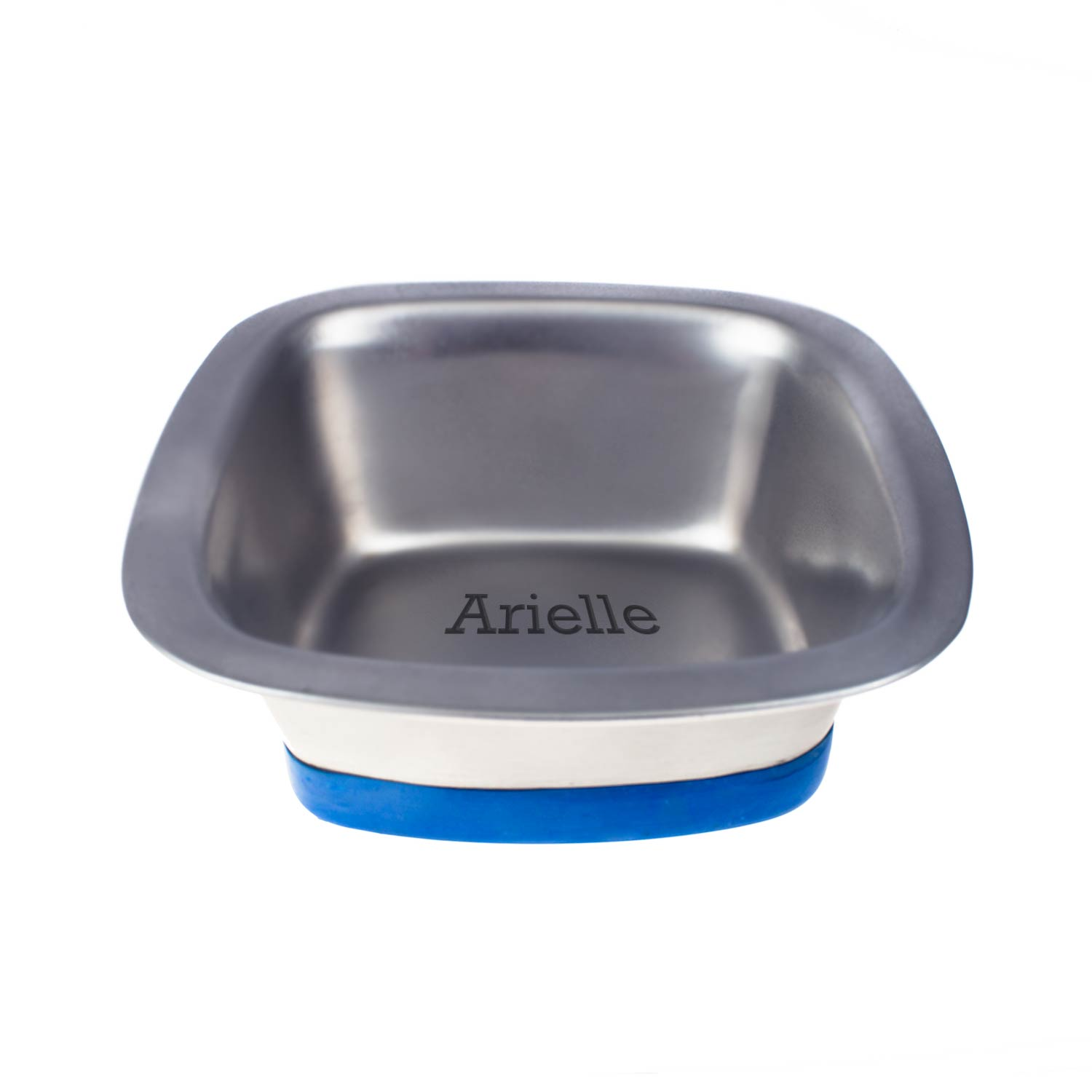 Stainless Steel Bowl Square Medium