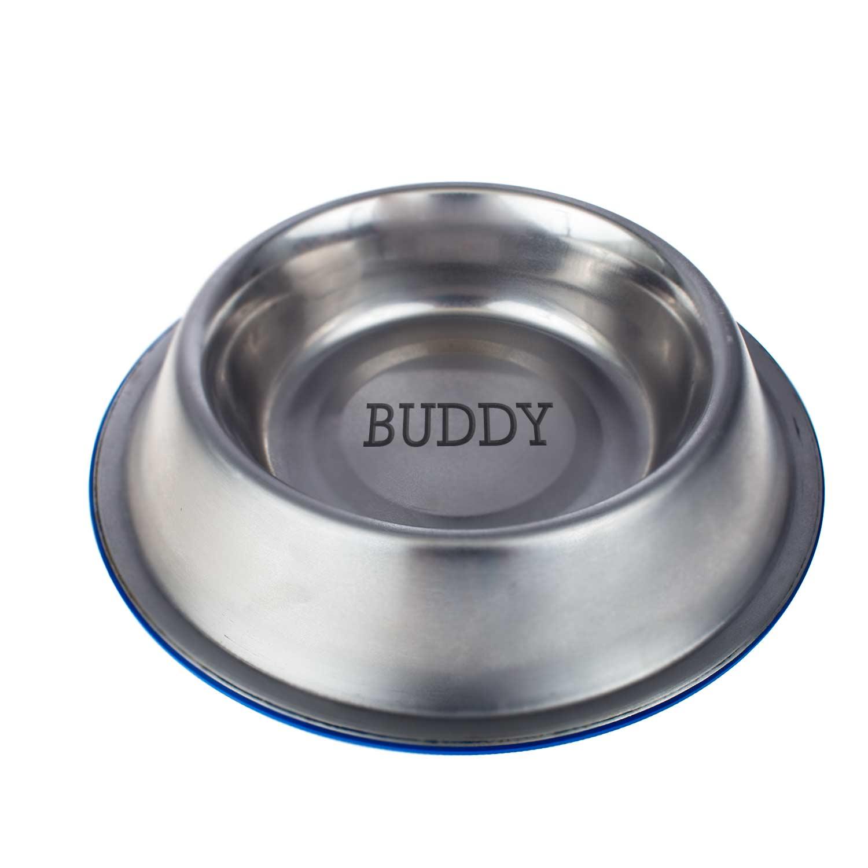 Stainless Steel Flat Rim Bowl