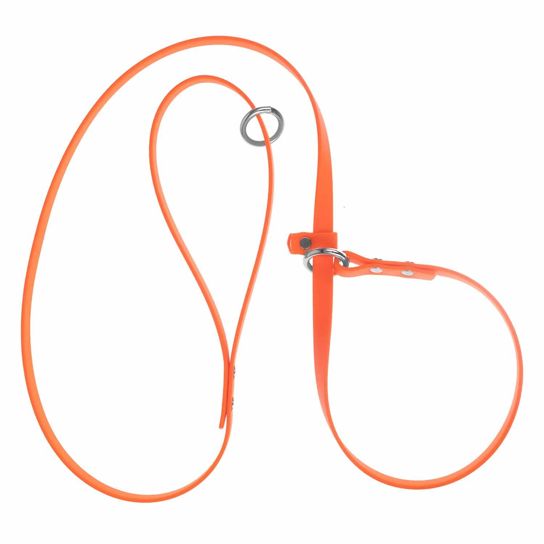 Waterproof Slip Leash Orange