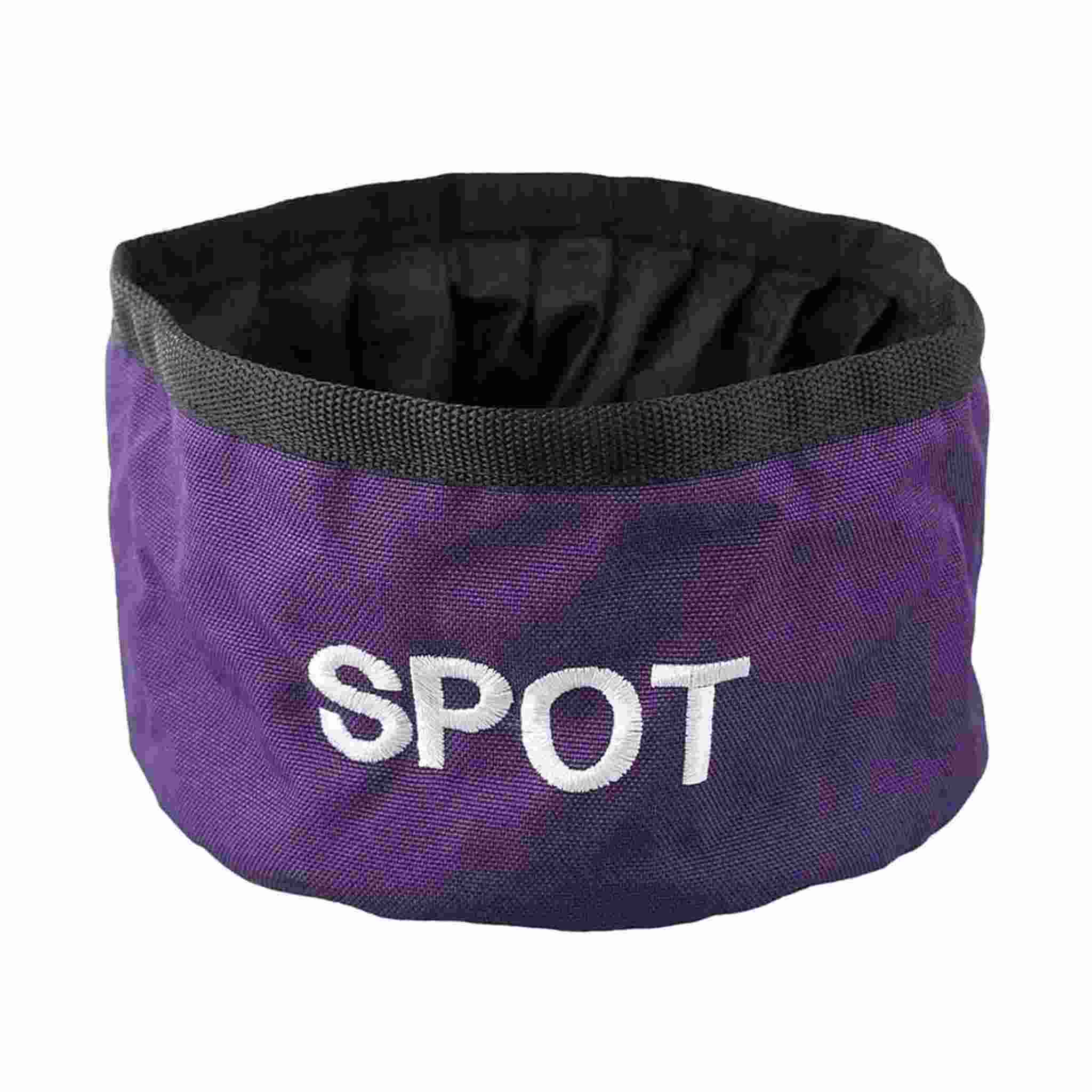 Personalized Ultra Compact-A-Bowl Dog Bowl