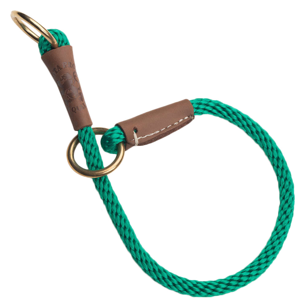 Mendota Braided Command Slip Collar