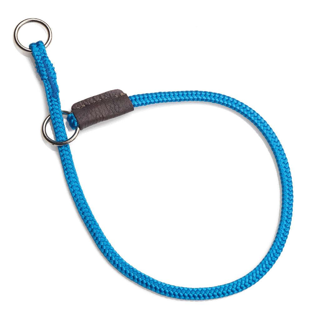 Mendota Diamond Braid Show Slip Collar Blue