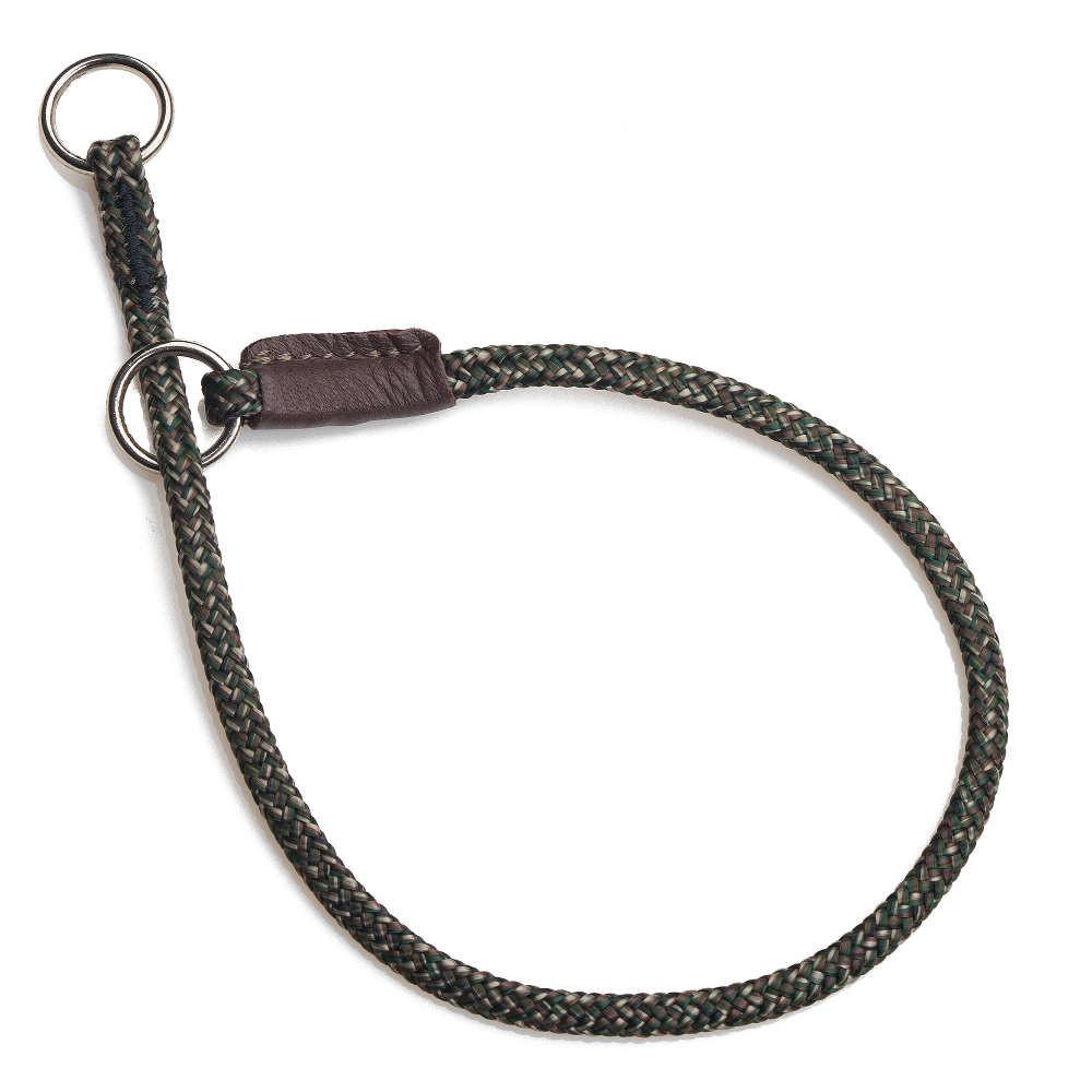 Mendota Diamond Braid Show Slip Collar Camo
