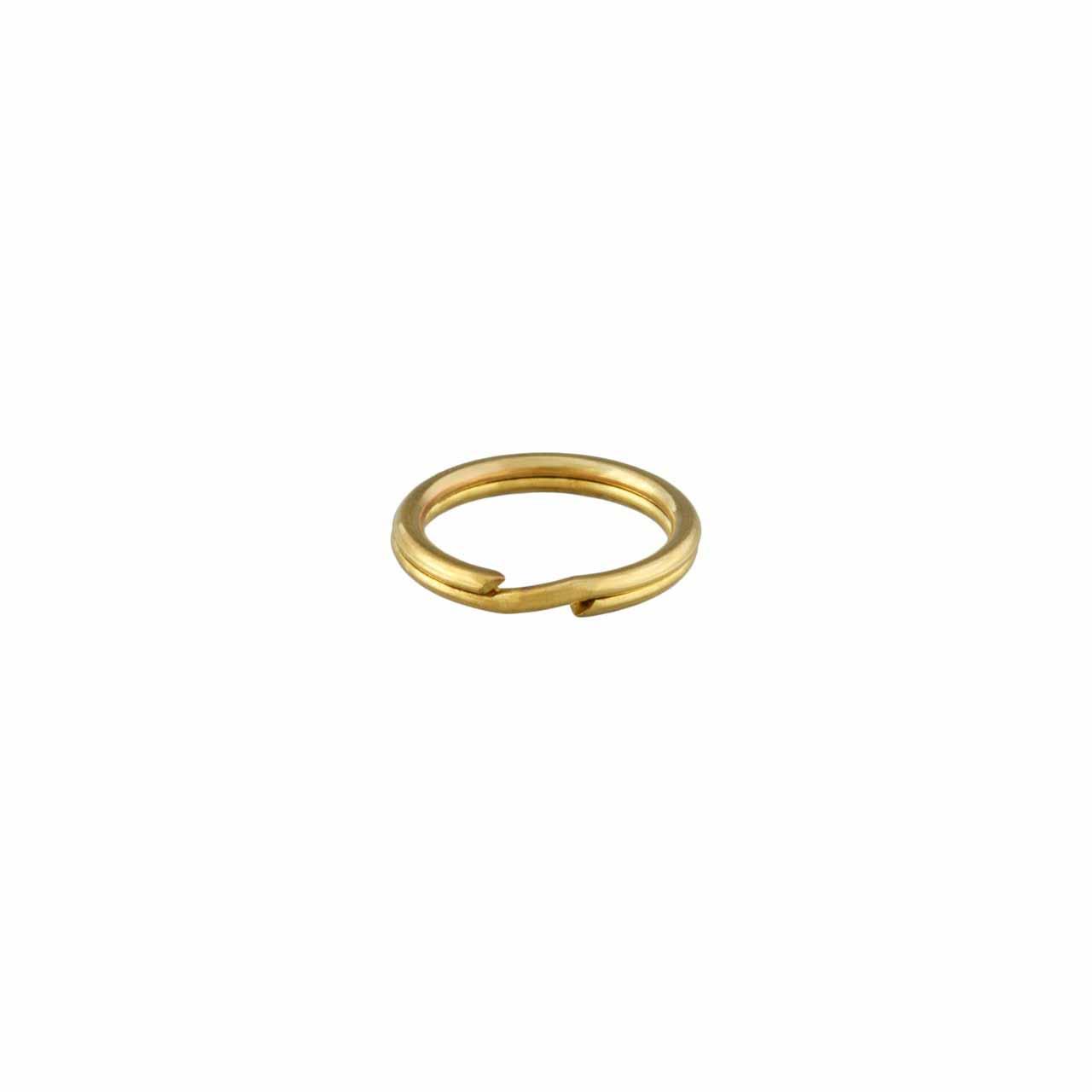 Brass Split Ring