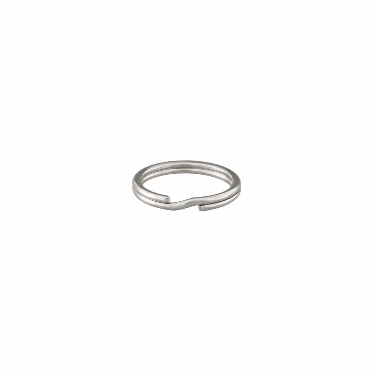 Stainless Steel Split Ring