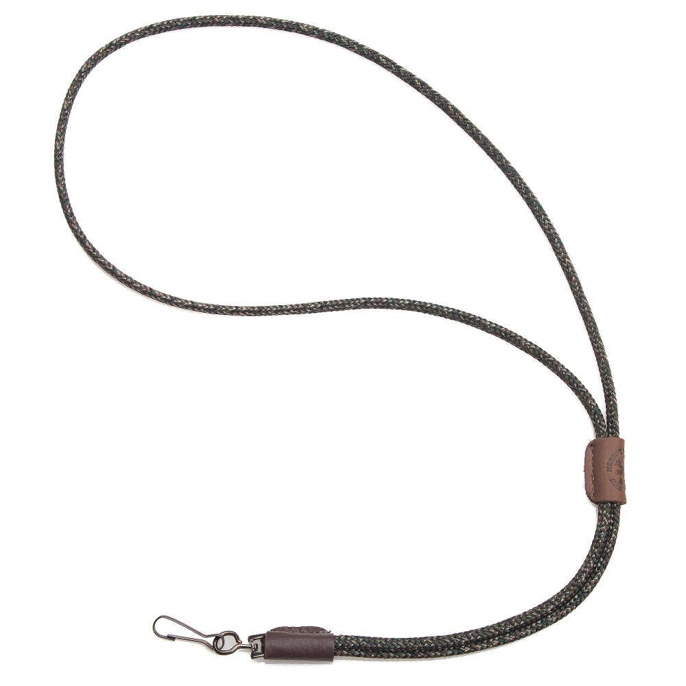 Mendota Braided Whistle Lanyard Single Camo