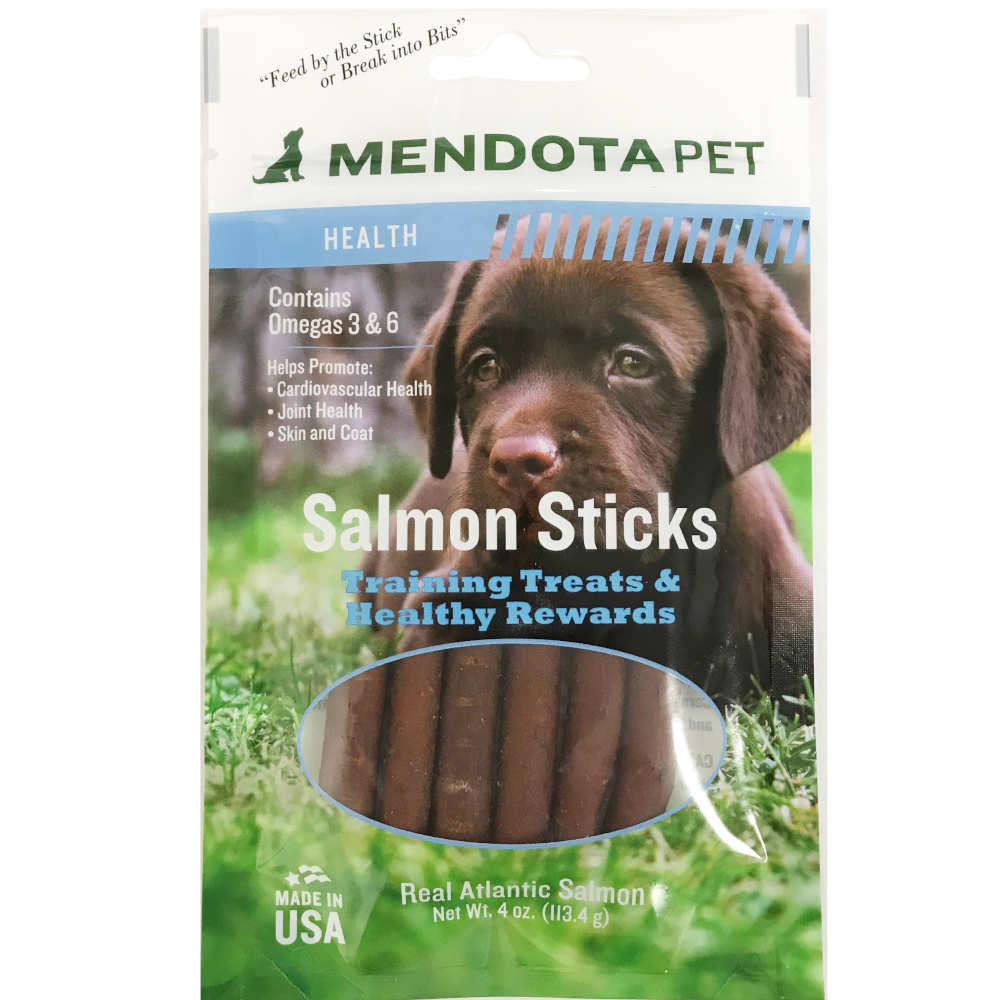 Mendota Pet Health Salmon Stick Treats