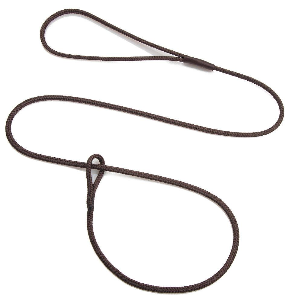 Mendota Show Loop Lead Brown