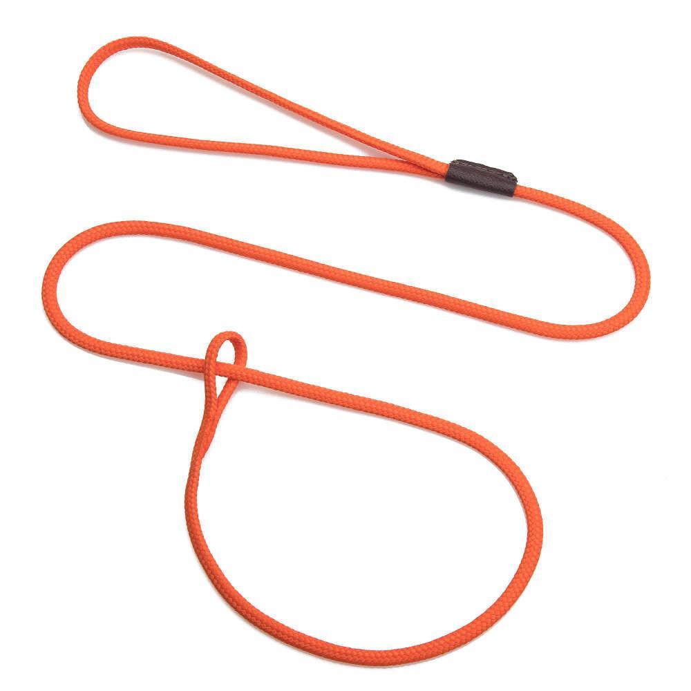 Mendota Show Loop Lead Orange
