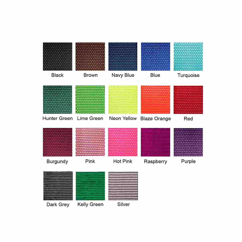 nylon color swatch