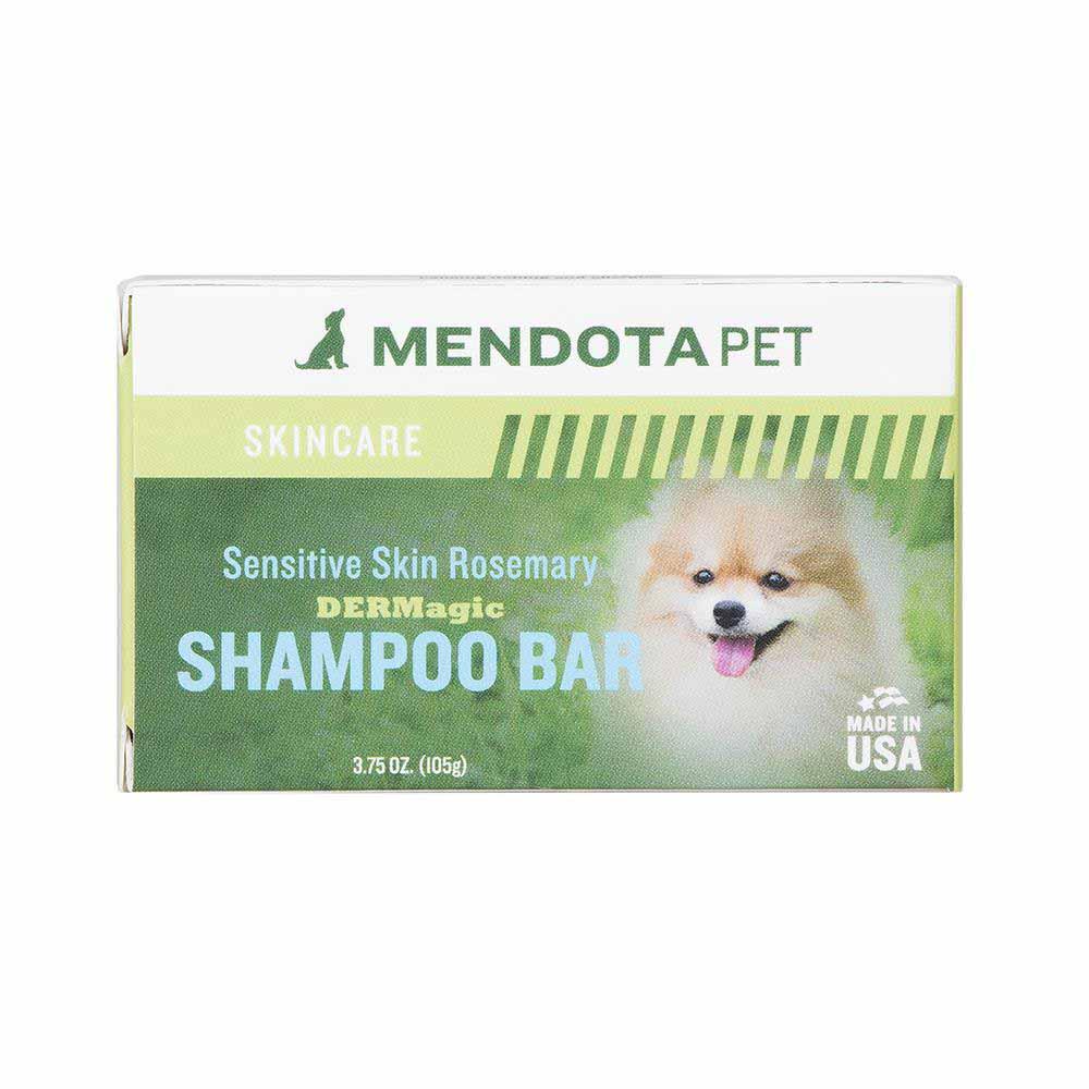 DERMagic Organic Shampoo Bar Sensitive Skin
