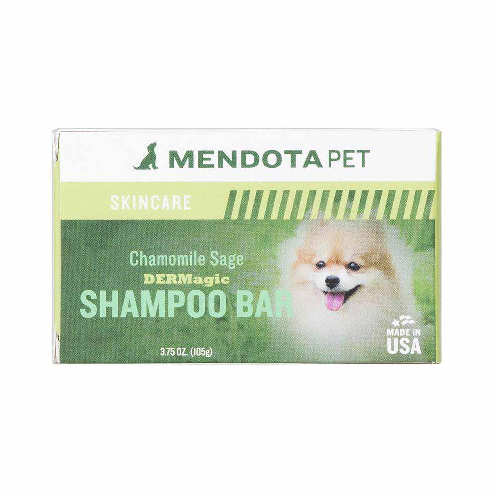 DERMagic Organic Shampoo Bar Chamomile Sage