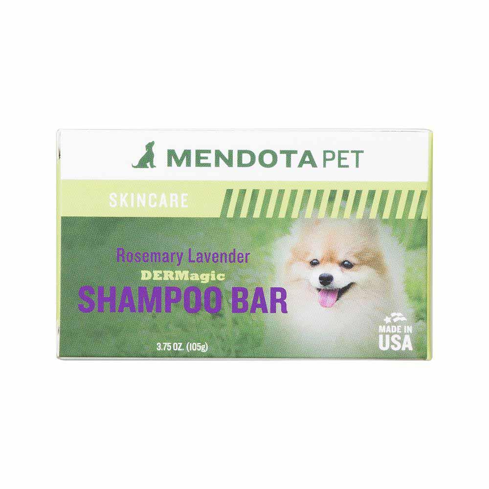 DERMagic Organic Shampoo Bar Rosemary Lavender