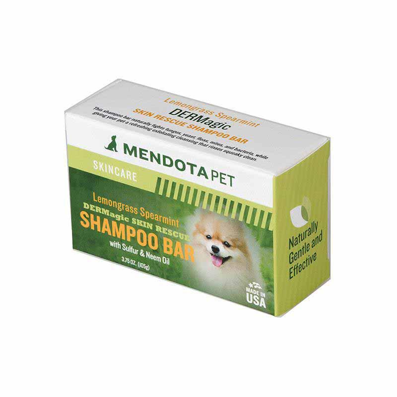 DERMagic Skin Rescue Shampoo Bar 2