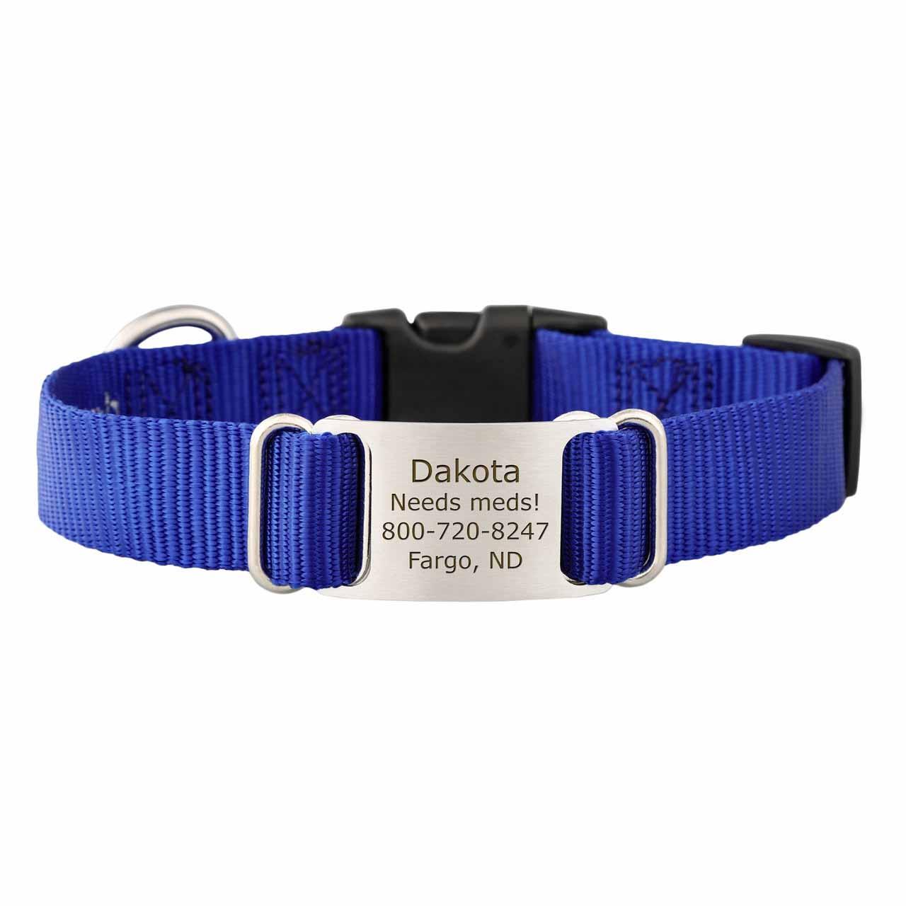 Nylon Starter Kit Blue Collar
