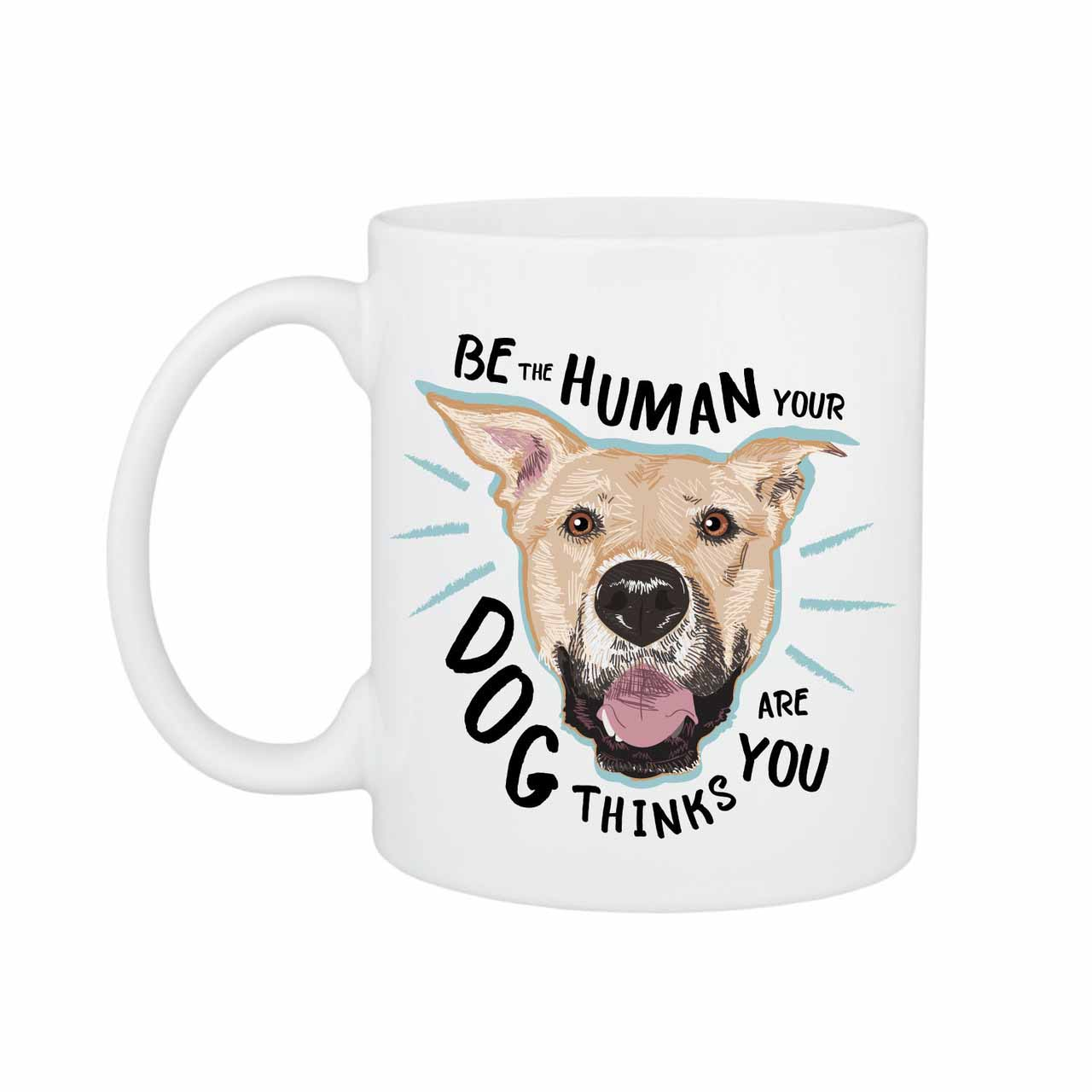 Dog Lover Coffee Mugs