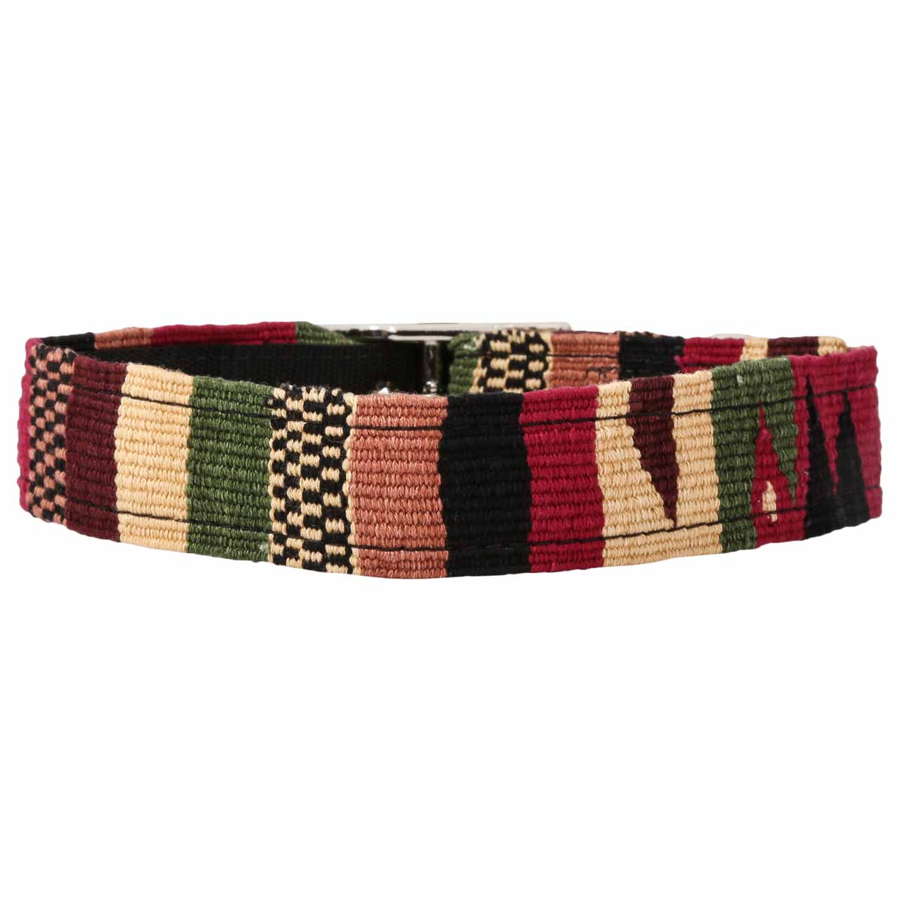 MAYA Buckle Dog Collar - Earth