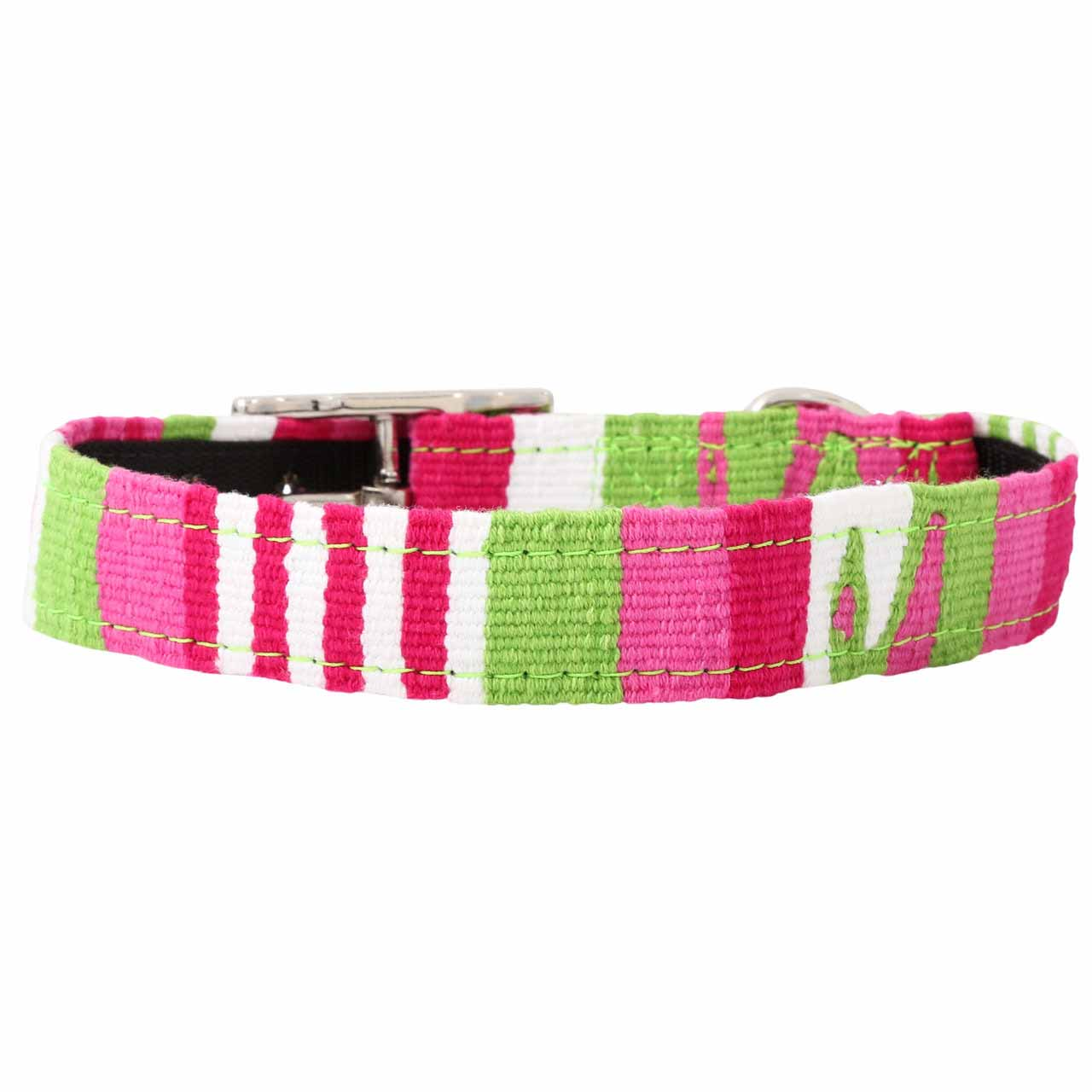 MAYA Buckle Dog Collar - Lumina