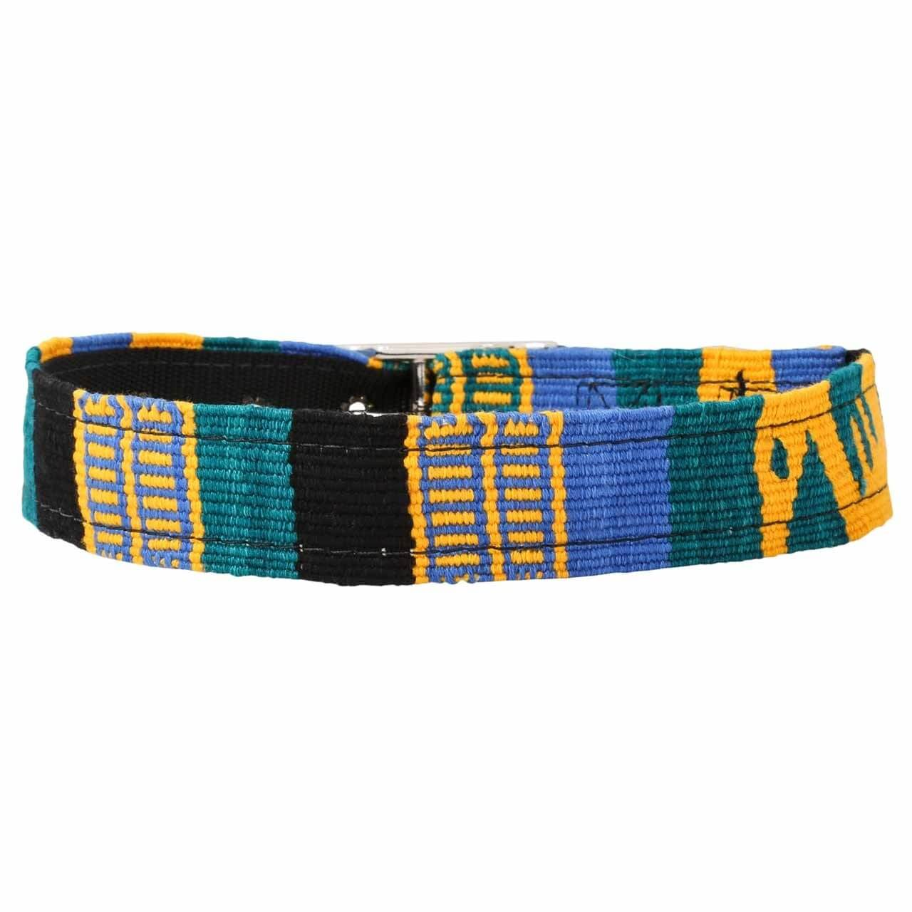 MAYA Buckle Dog Collar - Yucatan