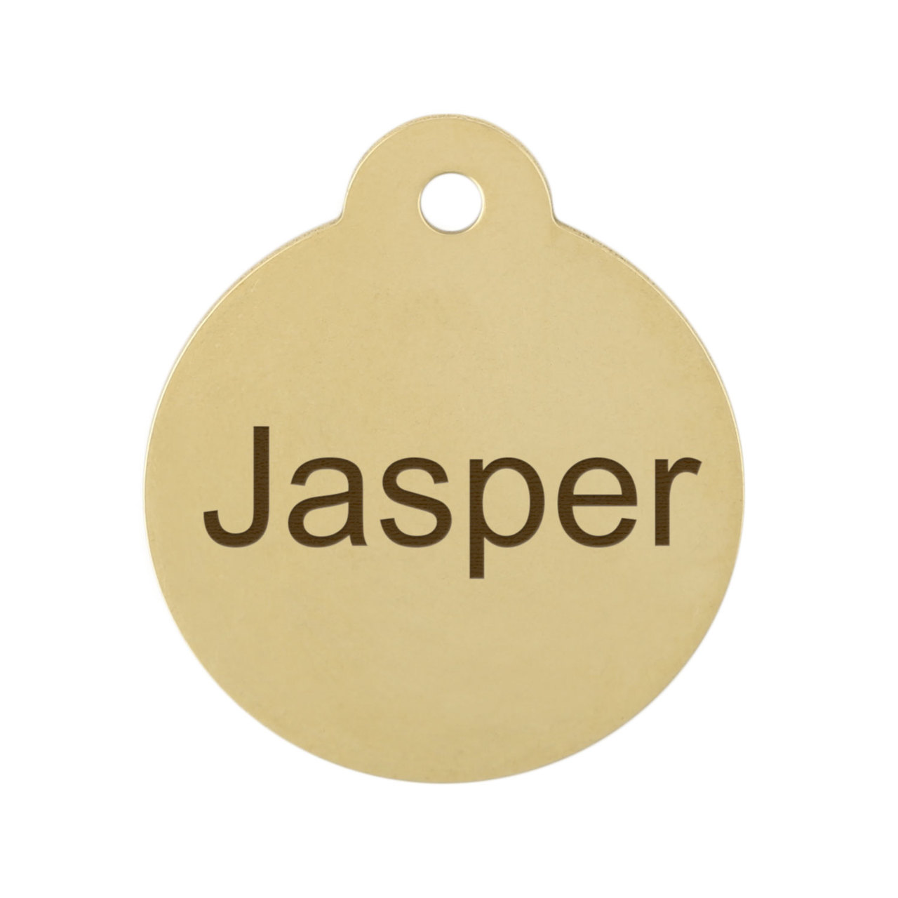 Personalized Name Dog ID Tags