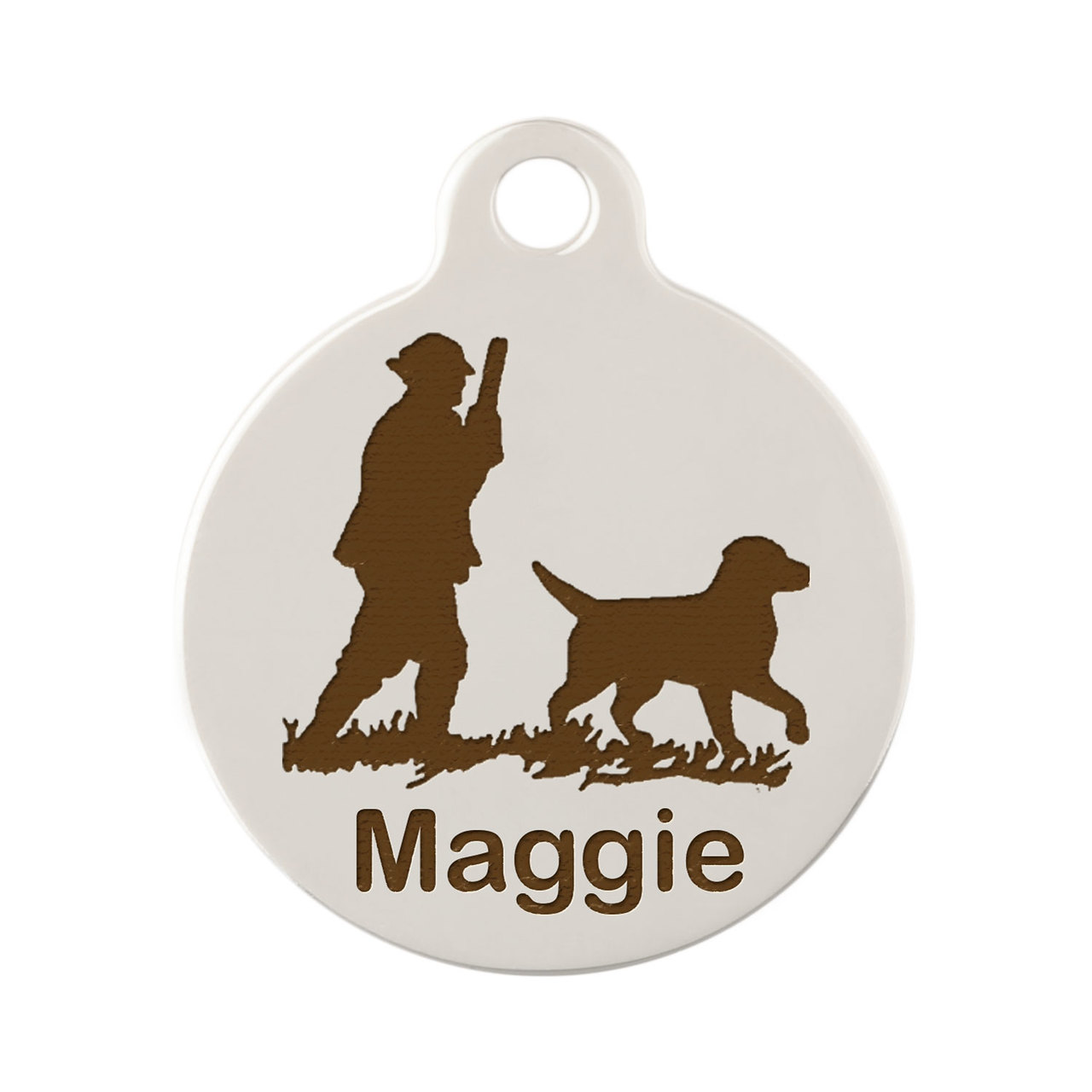 Sport Dog Round ID Tags