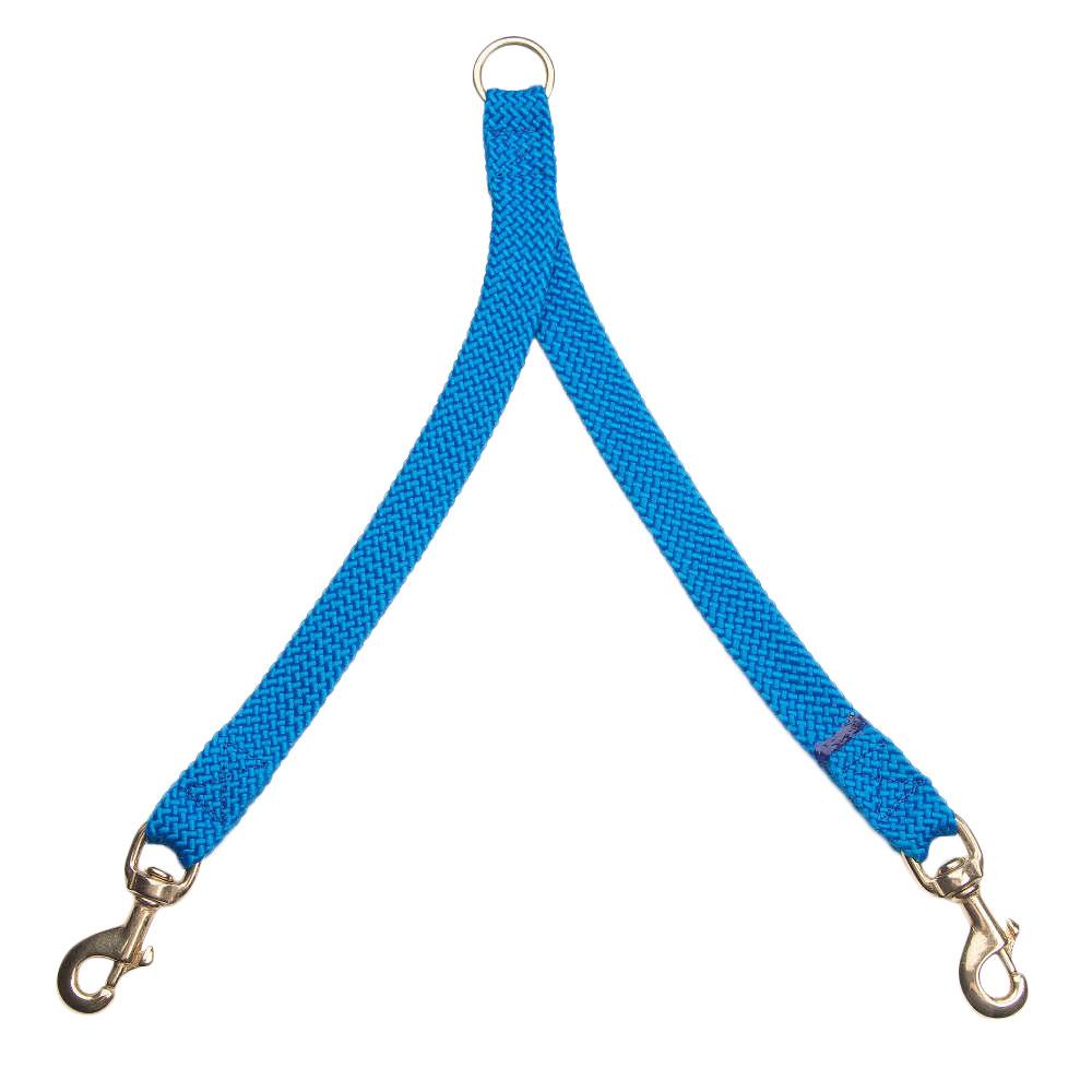Mendota Double Braid Coupler Blue